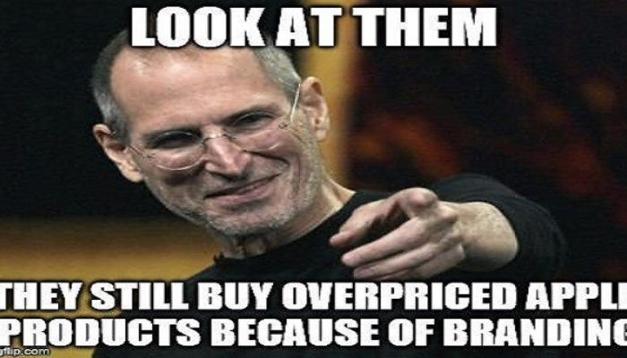 Apple, Steve Jobs gets a bit too much credit for Apple's long string