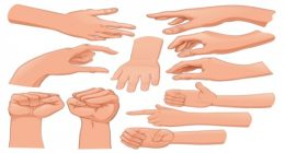 Hands, My mother taught me the rawest form of pleasure comes