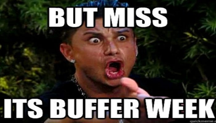 Buffer, Your Schedule, Most of us have heard this refrain from …