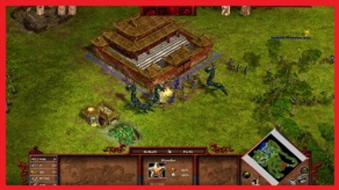 Age of Mythology Update 2.8 brings with tons of balance changes