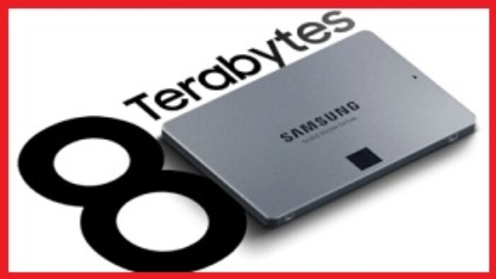 Samsung 870 Qvo SSD announced in capacities up to 8TB